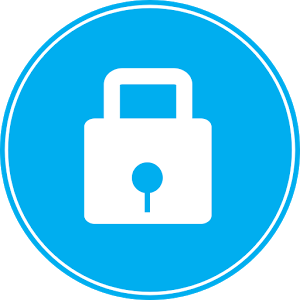 safety blue icon