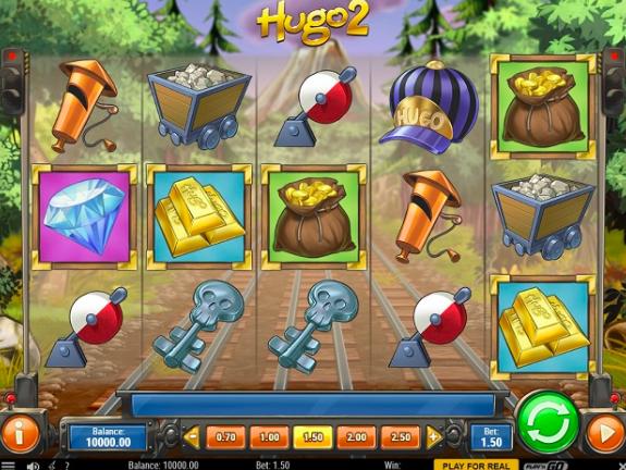 Hugo 2 Slots